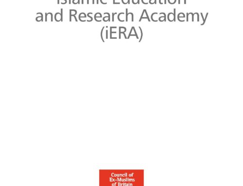 The Charity Commission should revoke iERA's charitable status
