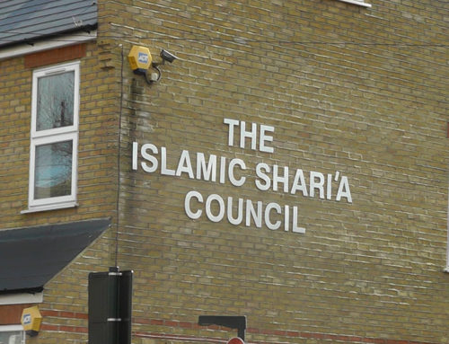 Devastating New Evidence on Sharia Courts