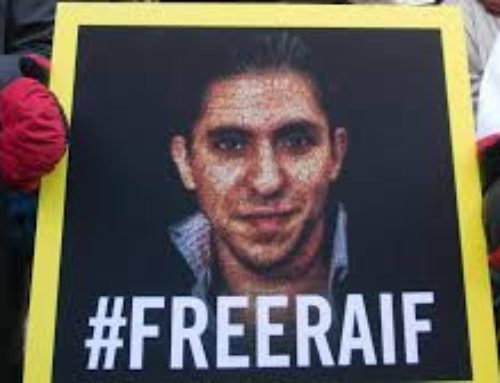 Mark fifth anniversary of Raif Badawi's arrest